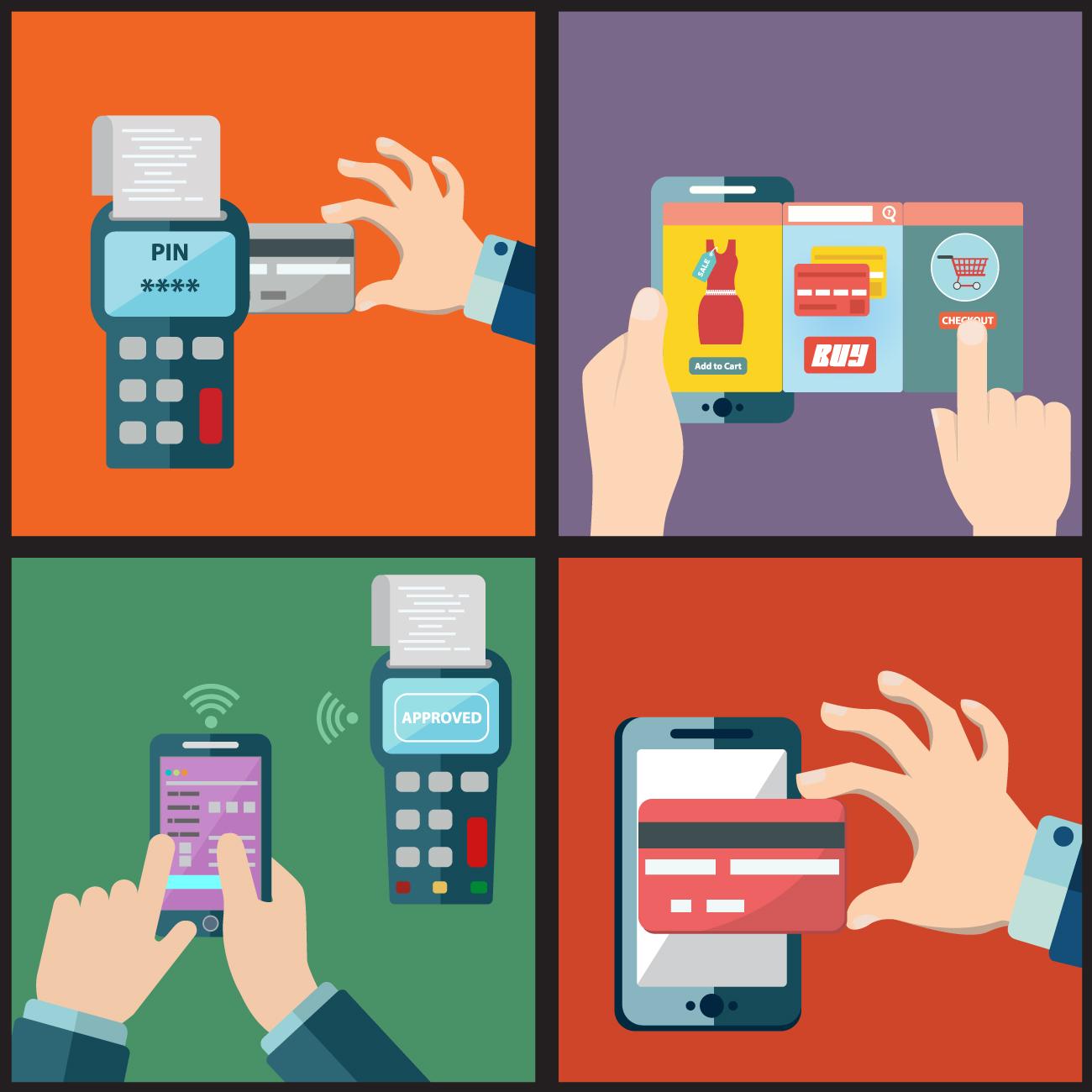 סליקת אשראי במובייל